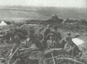 Manstein und Richthofen Krim