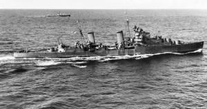 leichte Kreuzer HMS Hermione