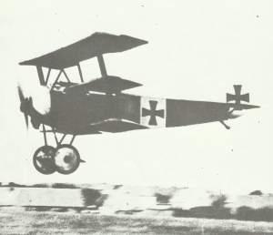 Richthofens Fokker Dr I