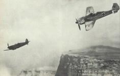 Fw 190 vs Spitfire
