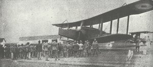 Handley Page 100 Bomber