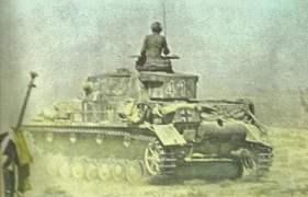 Panzerkampfwagen IV des DAK