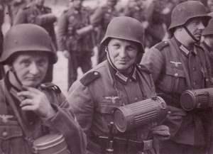 Soldaten der Wehrmacht
