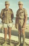 Angehörige des deutschen Afrikakorps