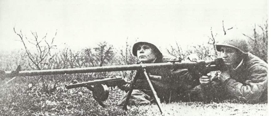 Panzerbüchse PTRD-1941
