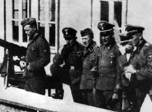 Totenkopfverbände KZ Mauthausen