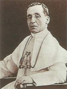 Benedikt XV.