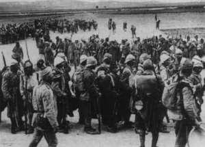 Türkische Reservisten