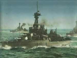 Britische Schiffe der Orion-Klasse