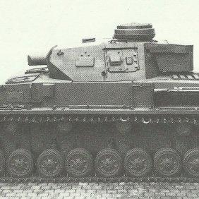 PzKpfw IV Ausf. F1