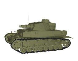 PzKpfw IV A – F
