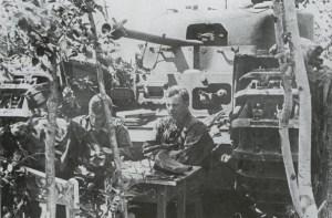 Prochorowka abgeschossener Churchill