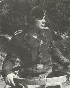 SS-Unterscharführer der Totenkopf-Division