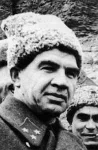 General Tschuikow