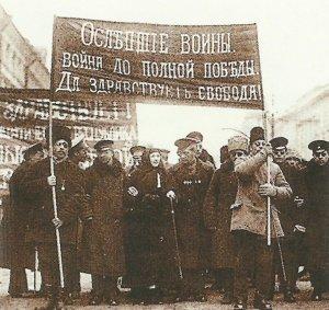 Kriegsblinde demonstrieren in Russland