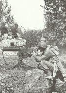 Browning-M1917A1-Maschinengewehr