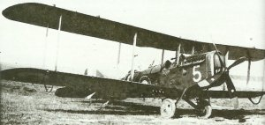Airco DH4