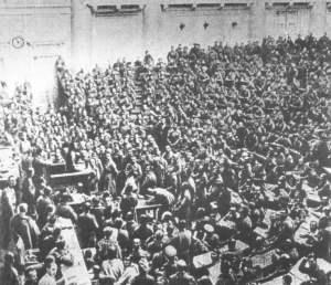 Sowjet von Petrograd