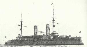 Schlachtschiff 'Grashdanin'