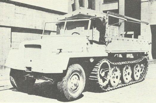 Schwerer Wehrmachtsschlepper sWS
