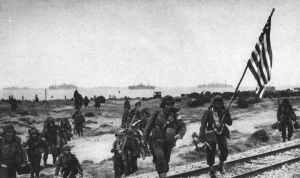Landung von US-Truppen bei Oran