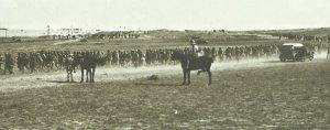 gefangene Türken  Beerscheba