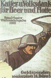 Kriegsspenden zu Weihnachen 1917