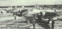 Boston III Bomber der 88. Squadron der RAF