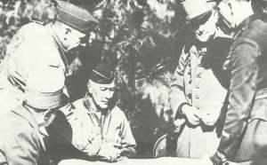 US-Befehlshaber Fredenhall in Tunesien