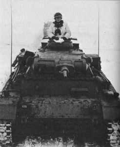 PzKpfw III im Raum Charkow