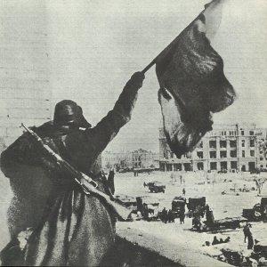 Kapitulation Stalingrad