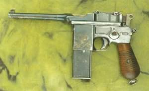 Mauser-Pistole Modell 1932