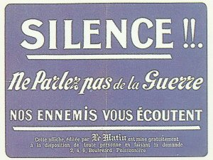 Französische Warnung vor Spionen