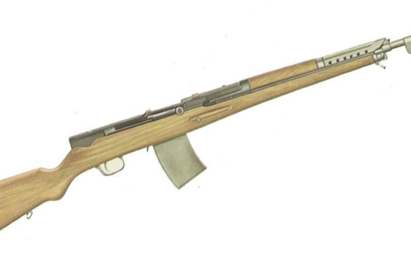Tokarew-Gewehre
