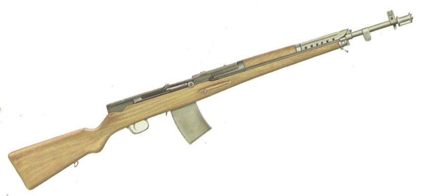 Simonow-Gewehr