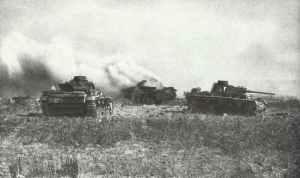 Abgeschossene PzKpfw III