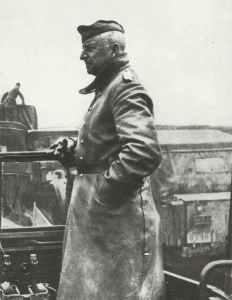 Feldmarschall Erich von Manstein