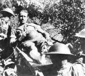 verwundeter Brite Arakan-Front