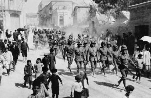 Deutsche Truppen in Arabien