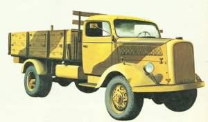 Opel Blitz 3-Tonner
