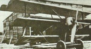 Fokker Dr.I Dreidecker im Jahr 1918