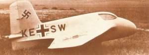 Prototyp Me 163V1