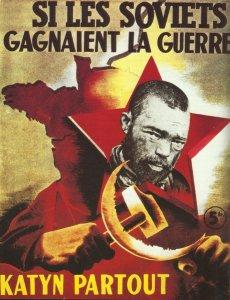 Propagandaplakat im besetzten Frankreich