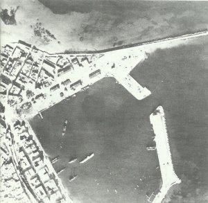 Hafen von Sousse in Tunesien