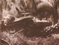 japanischer Panzer Typ 97 Chi-Ha