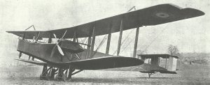 Handley Page 400