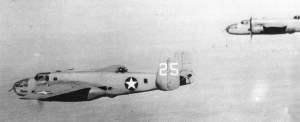 B-25C Mitchell-Bomber