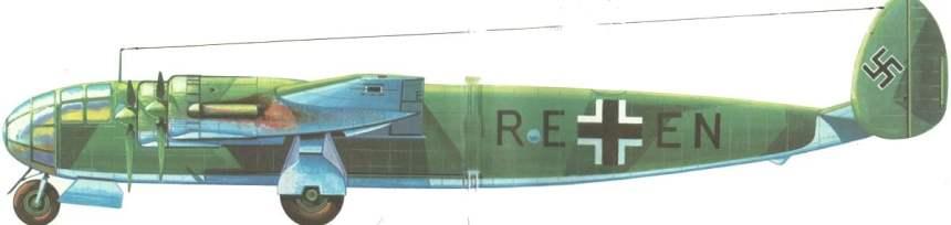 Messerschmitt Me 264V1