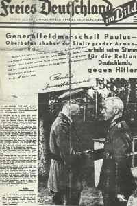 Propaganda-Zeitschrift des 'Nationalkomitees Freies Deutschland'
