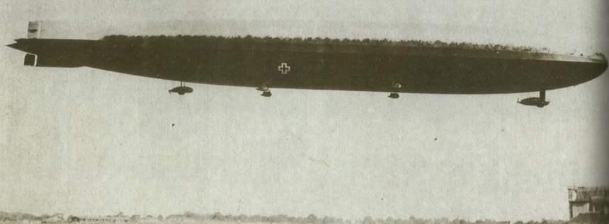Zeppelin L70 im Juli 1918